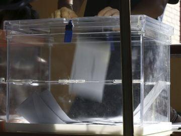 Imagen de archivo de una urna