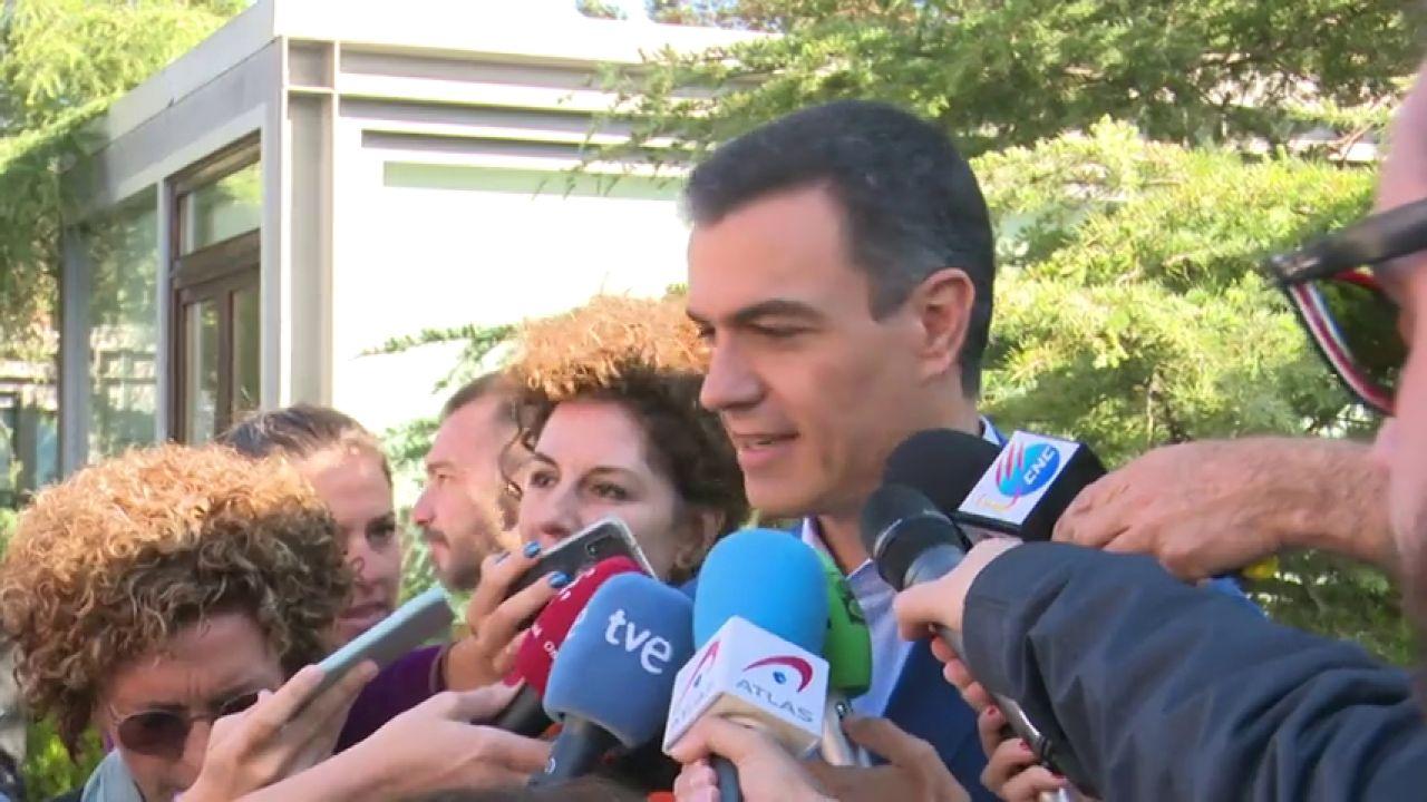 Pedro Sánchez Pide Participación, Avance Y Estabilidad