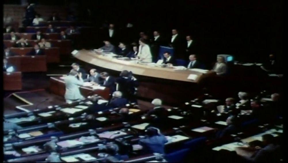 España votó por primera vez en unas Elecciones Europeas en 1987
