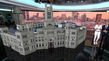 Realidad Aumentada del Ayuntamiento de Madrid