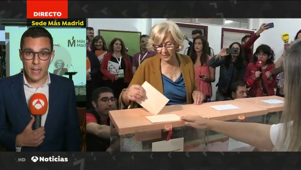 VIDEONOTICIA MADRID