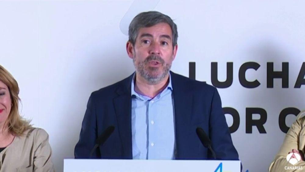 Coalición Canaria consigue 20 escaños en el Parlamento