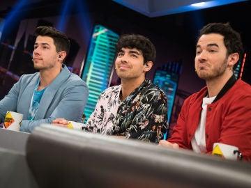 Los Jonas Brothers revelan en 'El Hormiguero 3.0' el motivo real de su separación y cómo decidieron regresar