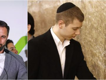 Abascal y Yair Netanyahu