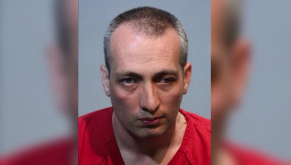 Frederick Pohl Jr, acusado de intentar abusar sexualmente de una menor