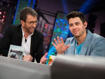 El sincero mensaje de los Jonas Brothers a sus fans en 'El Hormiguero 3.0'