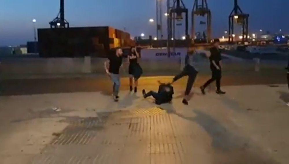 Detenido un italiano por la agresión a un joven en Cádiz