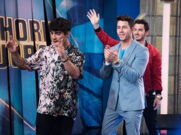 Revive la entrevista completa de los Jonas Brothers en 'El Hormiguero 3.0'