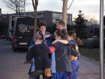 Antonio y Elisa, intocables: su equipo gana frente a la crisis en el equipo de Álex