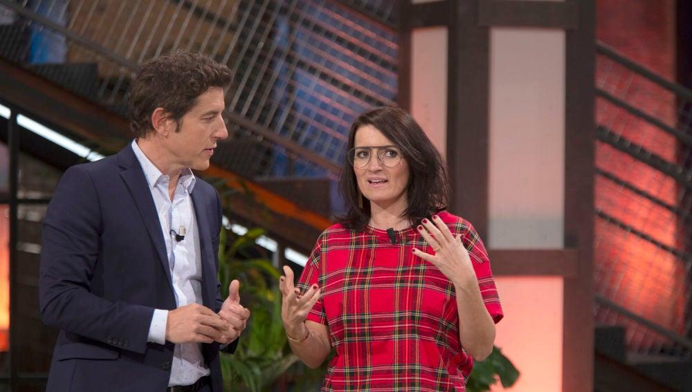 """Silvia Abril, invitada en 'Masters de la reforma': """"Buenafuente y yo somos Doña Reformas"""""""