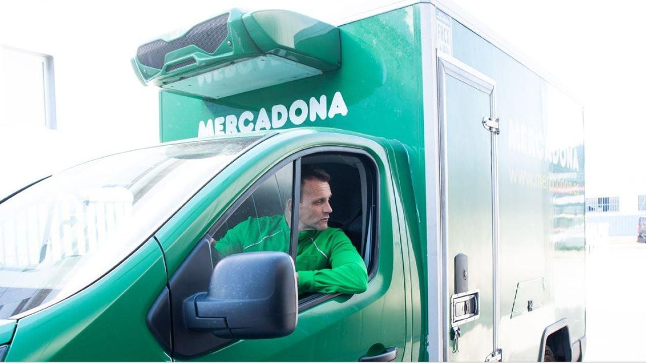 Mercadona Busca Conductores: Ofrece Un Contrato Fijo Y 1