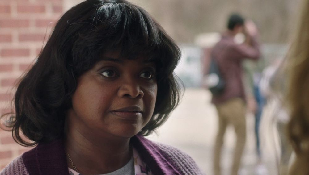 Octavia Spencer en 'El sótano de Ma'