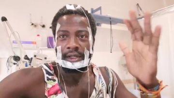Bertrand Ndongo, el camerunés simpatizante de Vox