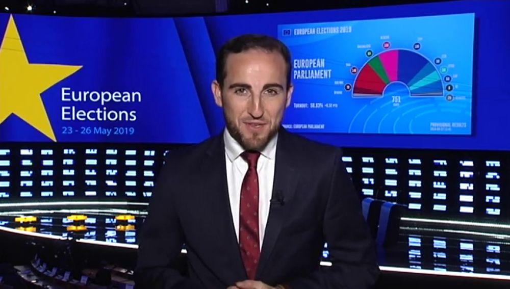 """Análisis de los resultados de las europeas: """"Desplome de los partidos tradicionales"""""""