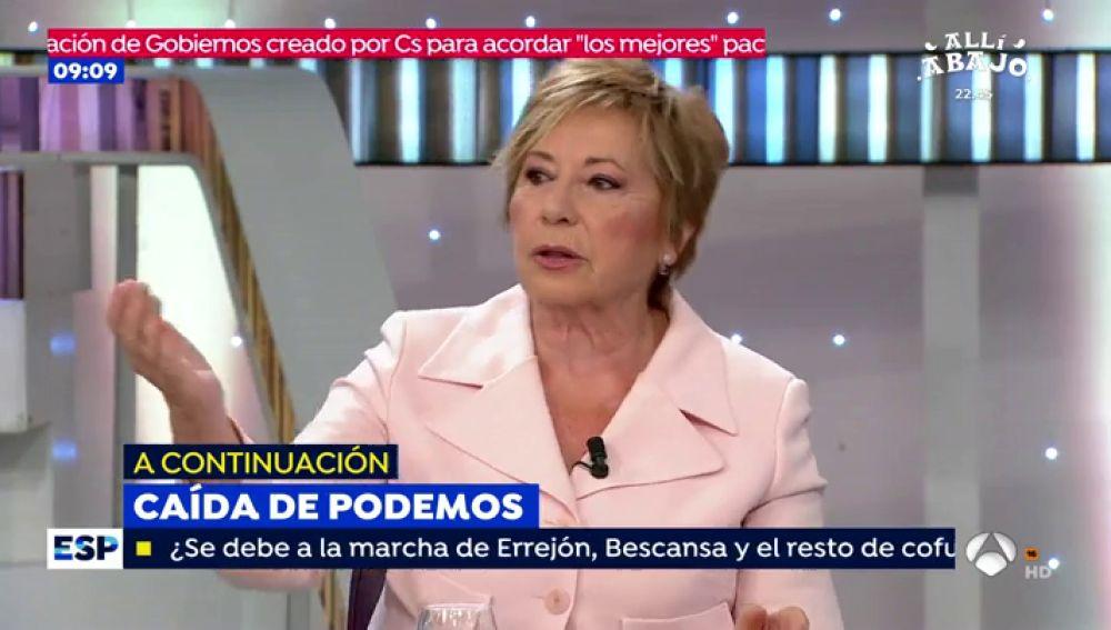 Celia Villalobos.