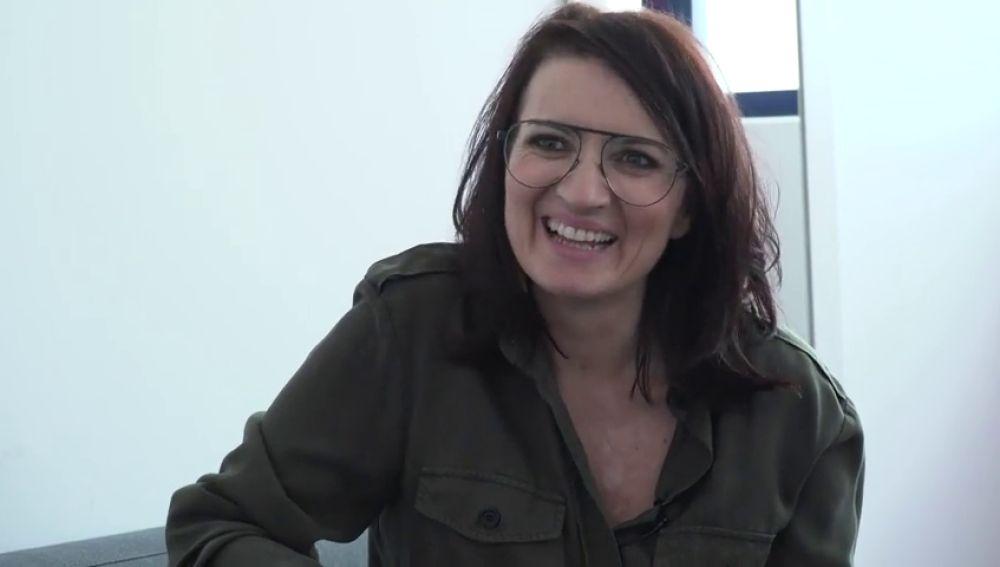 Sometemos a Silvia Abril al test de 'Masters de la reforma'