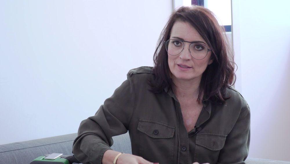 Silvia Abril, en 'Masters de la reforma'