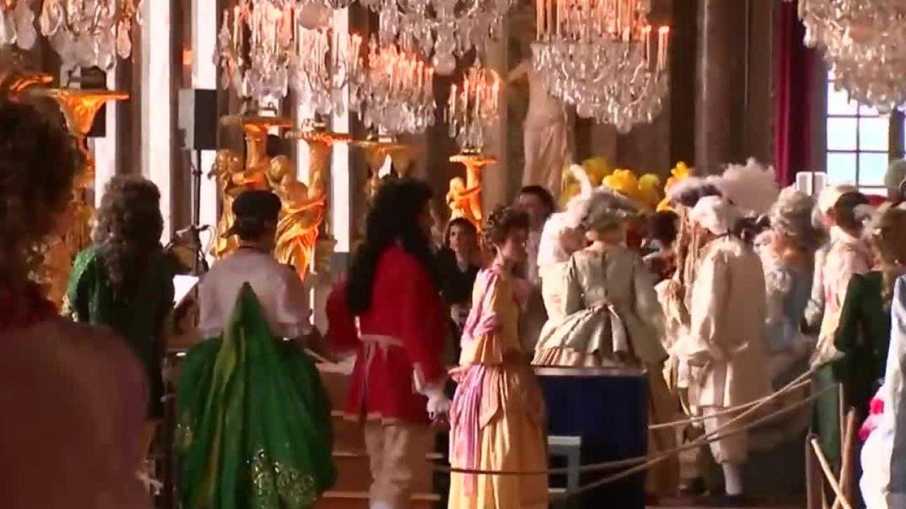 El Palacio De Versalles Se Viste De época Para Revivir Las