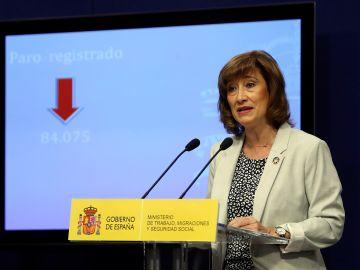 La Secretaria de Estado de Empleo Yolanda Valdeolivas