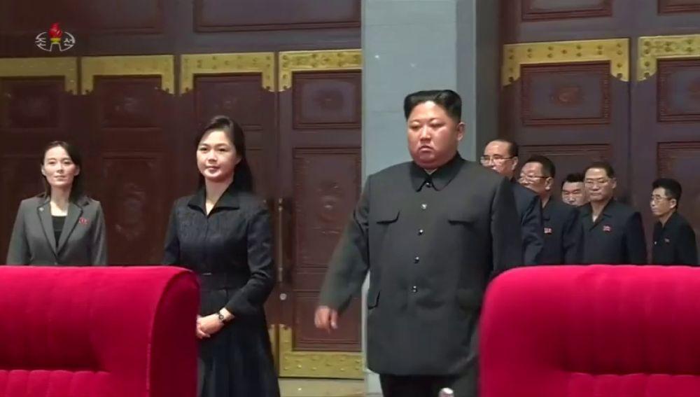 La hermana de Kim Jong-Un reaparece tras pasar dos meses alejada de las cámaras