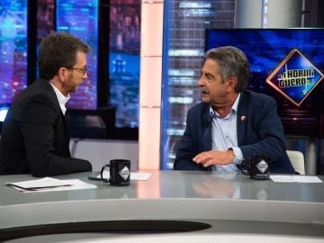 """La opinión de Miguel Ángel Revilla sobre Cataluña: """"A veces tenemos la impresión de que este país es un país de chichinabo"""