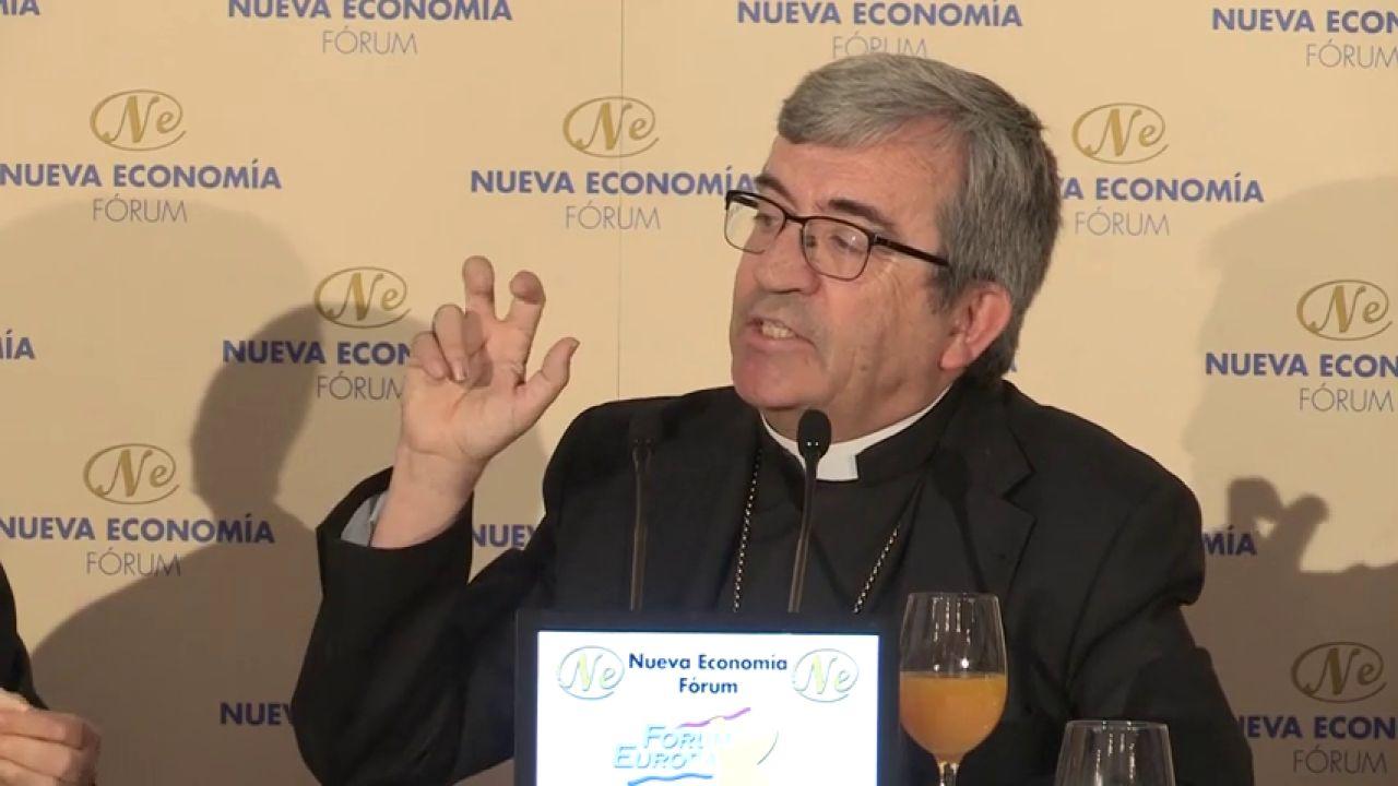 La Conferencia Episcopal Advierte De Que Se Habla De