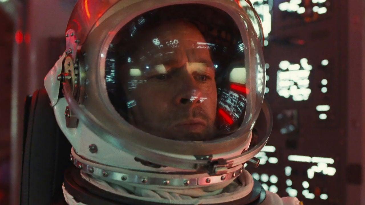 Primer Tráiler De 'AD ASTRA': Brad Pitt, Solo En El