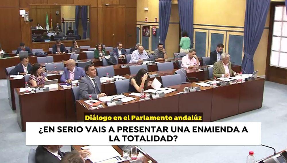 """El PP a Vox ante la enmienda al presupuesto: """"¡Estás fumao!"""""""