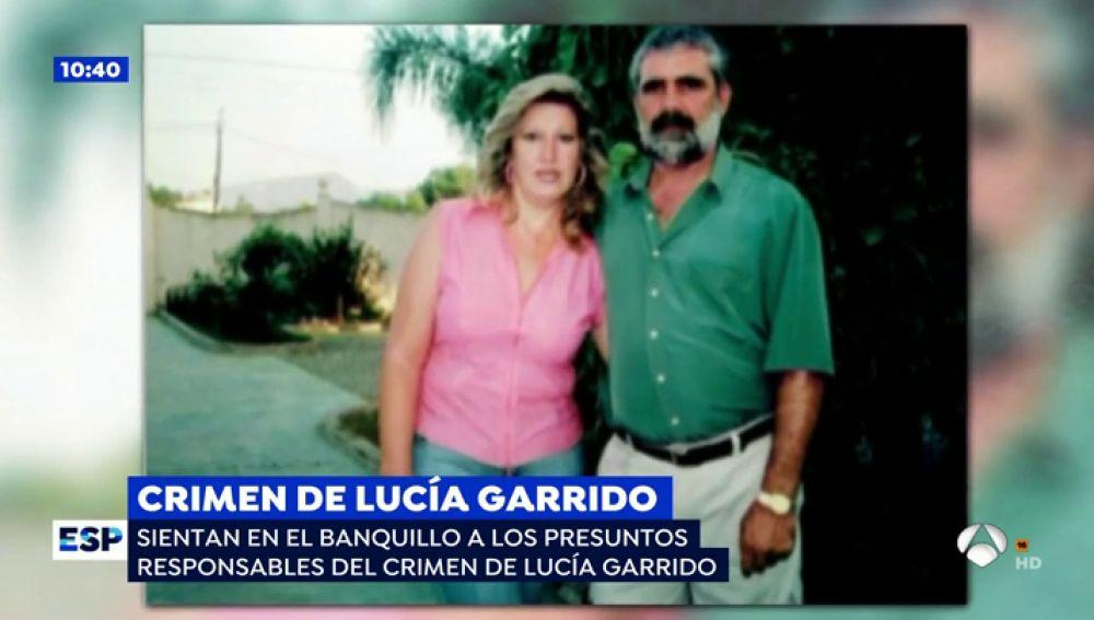 Crimen de Lucía Garrido.