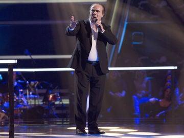 Giuseppe Izillo canta 'Il mondo' en los Asaltos de 'La Voz Senior'