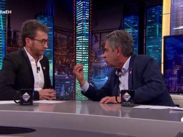 """Miguel Ángel Revilla sorprende a Pablo Motos con su invento frente al lazo amarillo: """""""""""