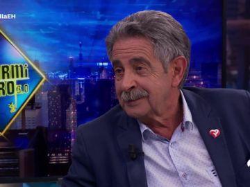 Miguel Ángel Revilla predice si ganaría unas elecciones generales