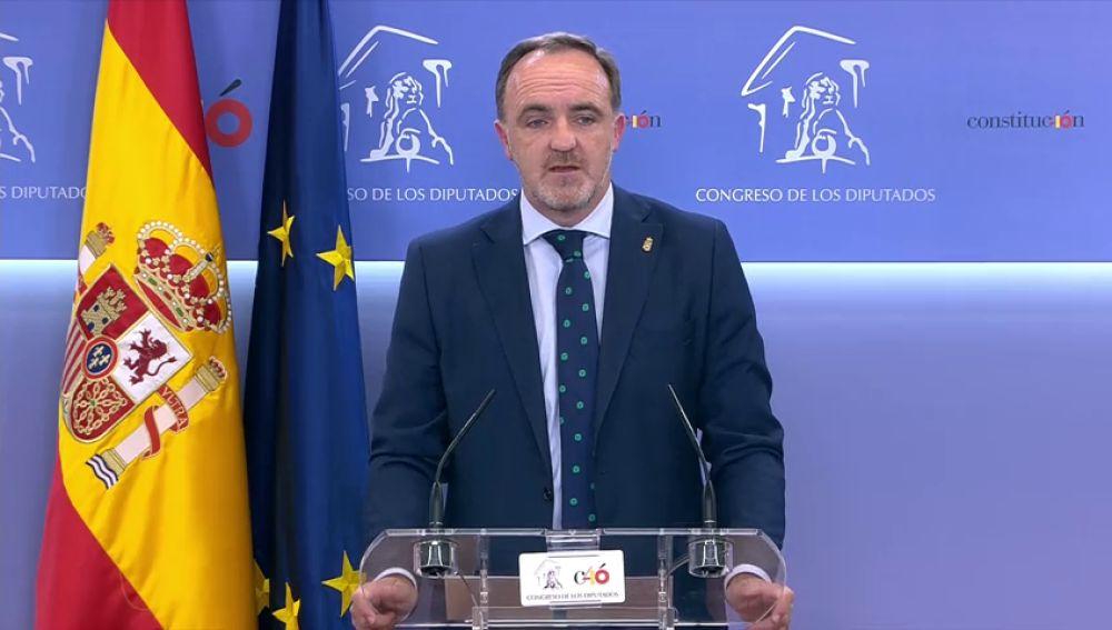 UPN abierta a negociar la investidura de Pedro Sánchez a cambio de Navarra