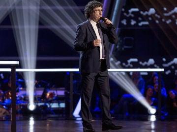 David Jarque canta 'Quando, quando' en los Asaltos de 'La Voz Senior'