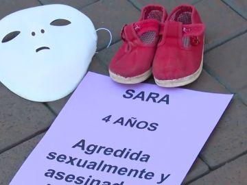 Crimen de Sara: Prisión permanente revisable para el asesino y 28 años de prisión para la madre