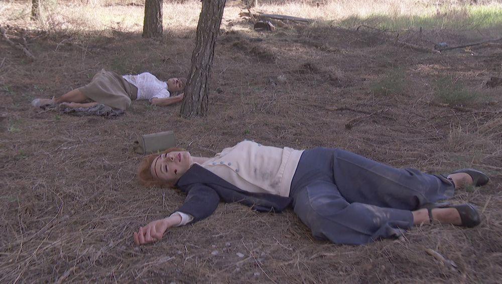 Las consecuencias del brutal accidente de Adela e Irene