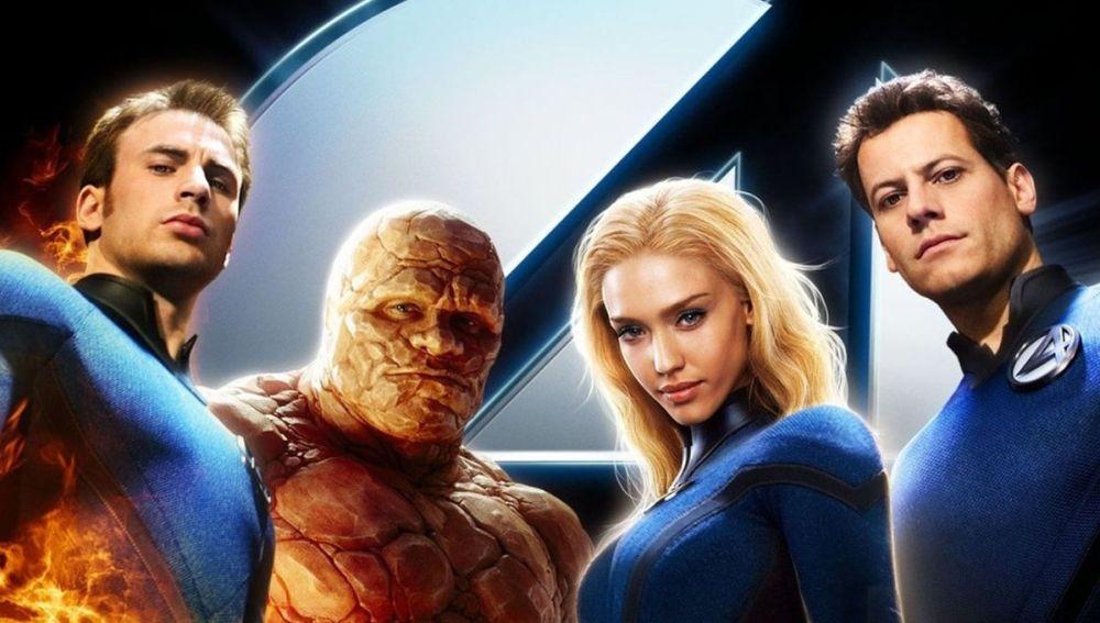 'Los 4 Fantásticos'