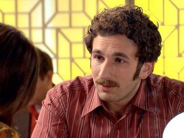 Miguel ofende a Nieves desconfiando de ser el padre del hijo que está esperando