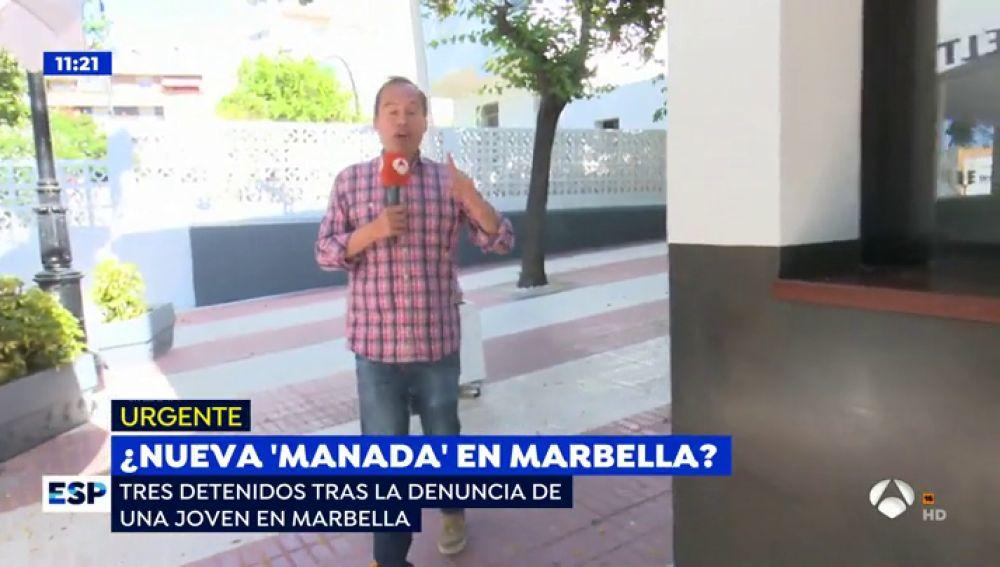 Posible violación en Marbella