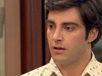 Nieves rompe el corazón de Álvaro al confesarle que no es el padre del hijo que espera