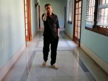 David Arnáiz se despide de 'Allí abajo'