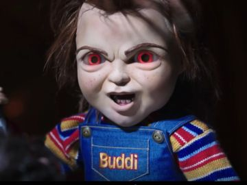 El muñeco Chucky en 'Child's Play'