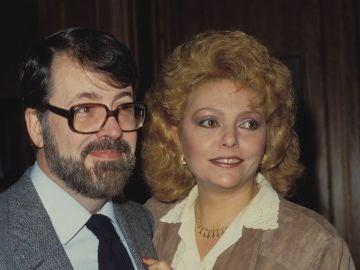 Mayra Gómez Kemp y Chicho Ibáñez Serrador