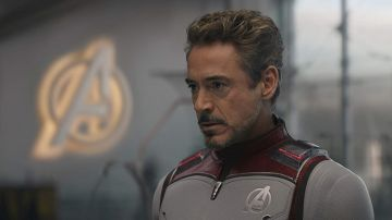 Robert Downey Jr. es Iron Man en 'Vengadores: Endgame'