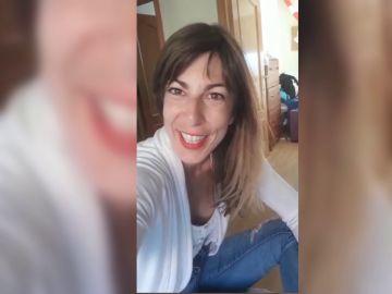 Elisa Lledó se despide de 'Allí abajo'