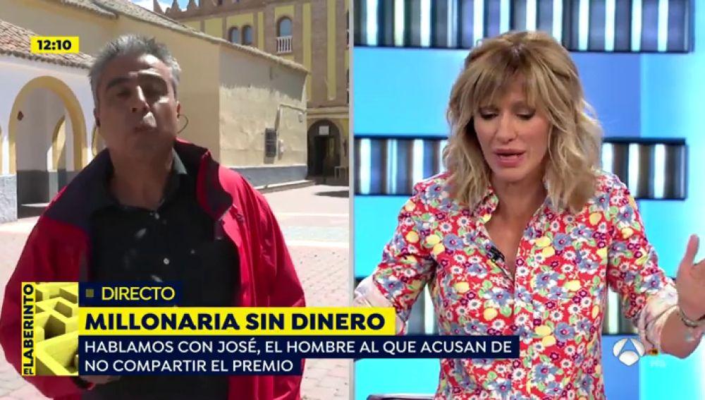 Tensión en 'Espejo Público'.
