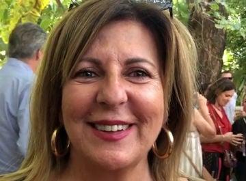 Maribel Salas se despide de 'Allí abajo'