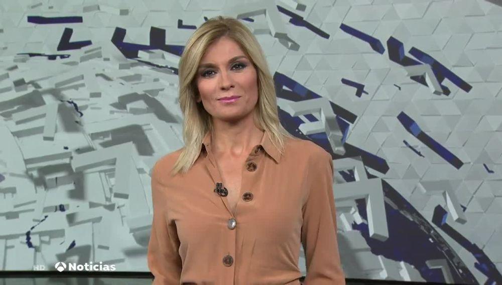 Sandra Golpe dirige Antena 3 Noticias 1