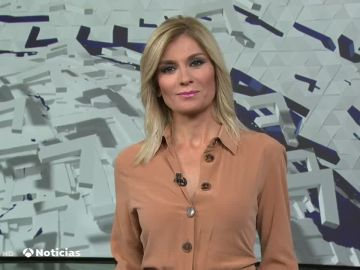 Sandra Golpe dirige Antena 3 Noticias 1