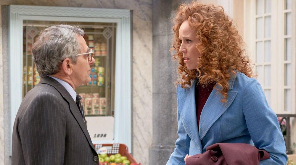 Ana, a punto de conseguir la confesión para descubrir al asesino de Gabriel